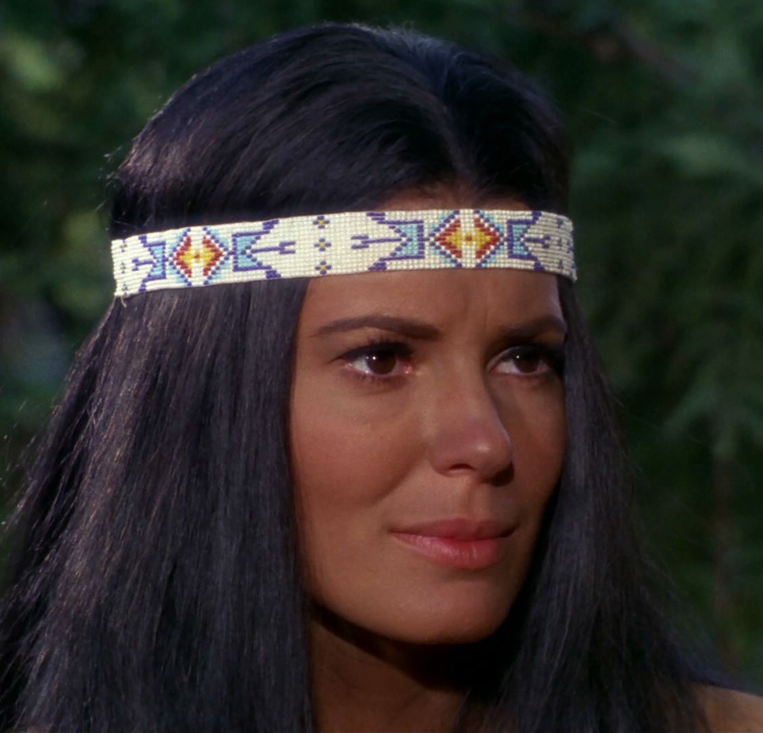 The Top 50 Babes in Star Trek Original Series Miramanee