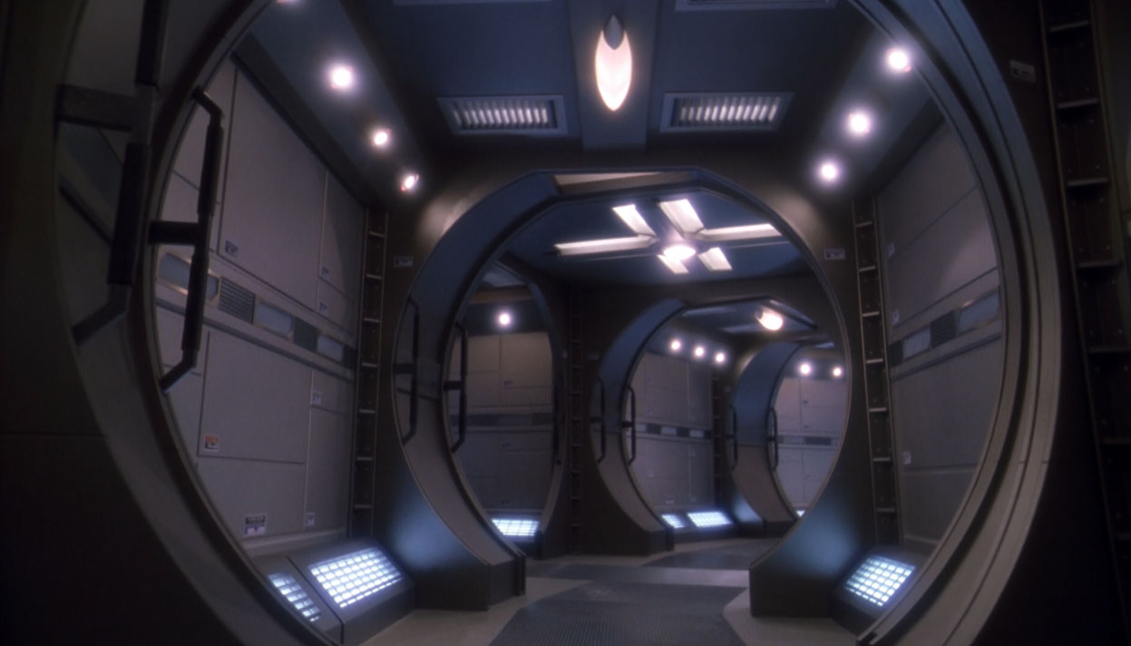 Star Trek Enterprise - Portal NX-01_corridor