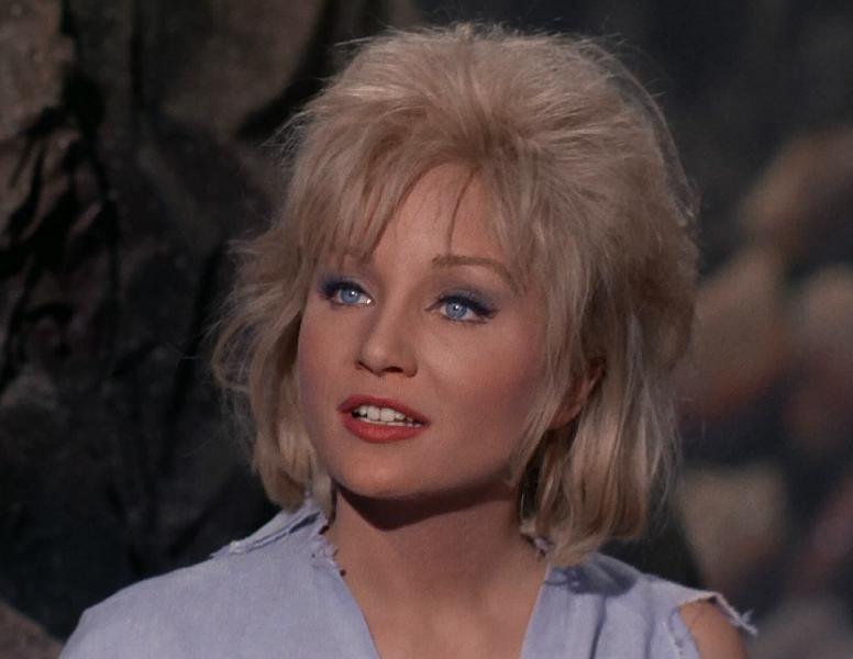 The Top 50 Babes in Star Trek Original Series Vina