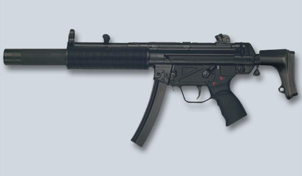 A force de réduire la longueur de canon des fusils d'assaut… MP5_SD