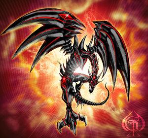 Duda con la invocacion del red-eyes darkness metal dragon REDMD