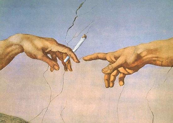 """Pinacoteca """"Moderna"""" La_creazione_di_Adamo_con_spinello"""