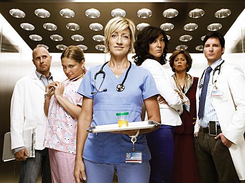 Nurse Jackie (2009 - ) NURSE-JACKIE-Season-2-2