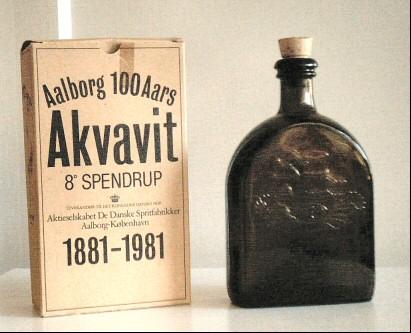 Norveška AalborgAkvavit