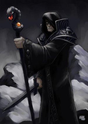 LE ROYAUME DE FLOYDOR : LA QUETE DE WARHOL II - Page 3 The_sorcerer