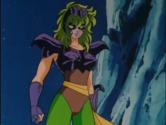 Les chevaliers du zodiaque [1986] [S.Anim]  SilverSaint-Shaina