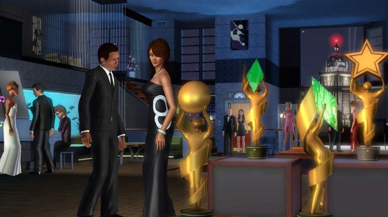Los Sims™ 3: Al Caer la Noche Entrega_de_Premios