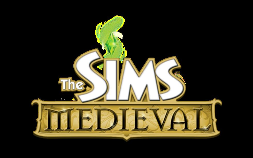 Sus juegos Los_Sims_Medieval_(logo)