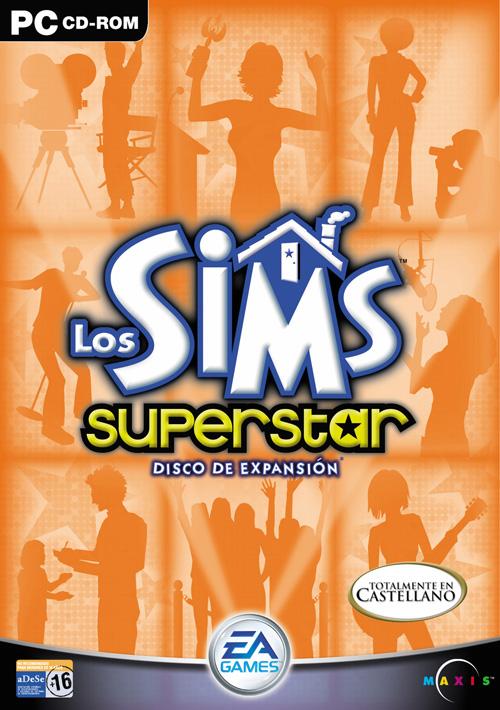 Sims 1, 2, 3 !! - Página 2 Superstarportada
