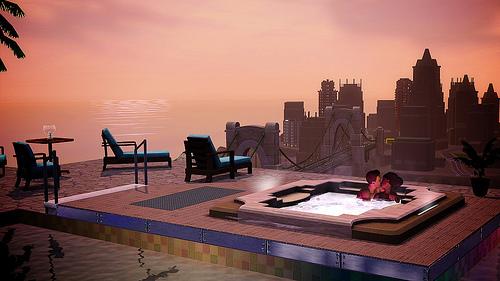 Los Sims™ 3: Al Caer la Noche AlCaerLaNocheScreenShot2