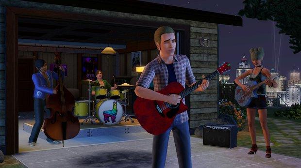 Los Sims™ 3: Al Caer la Noche LS3_ACN_Concierto_III