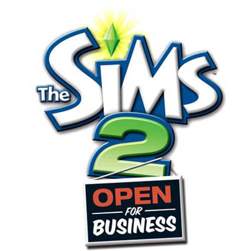 Los Sims™ 2: Abren Negocios The_Sims_2_Open_for_Business_Logo