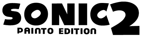 Sonic 1: Painto Edition 2 [3.0 release] Paintoedition2logo
