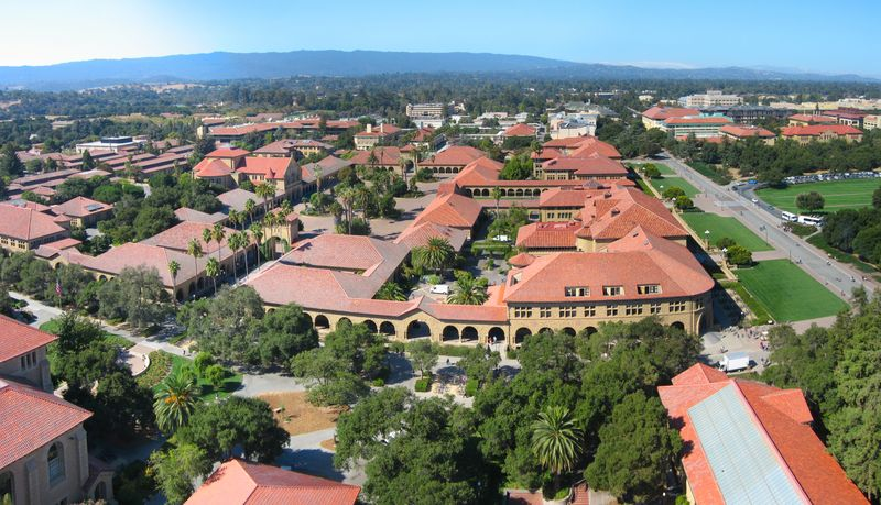 Moral Responsibility Stanford_University_campus_from_above