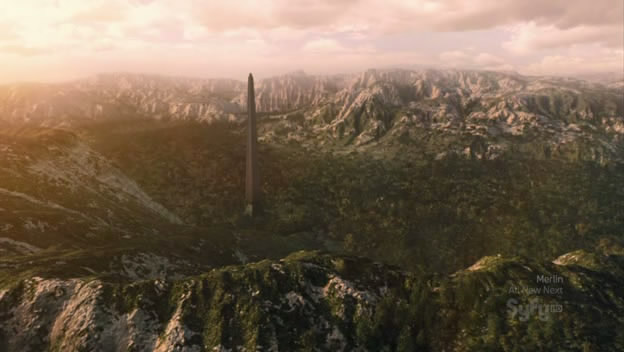 Mars, Monolithe et Photo… Obelisk