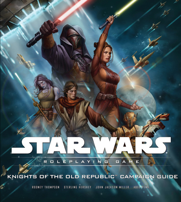 Knights of the Old Republic Campaign RPG KOTORguide