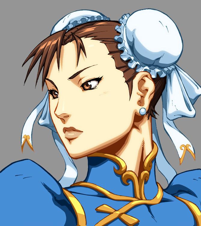 Top 10 mujeres de los videojuegos [Niubie Ranking] Character_Select_Chun_Li_by_UdonCrew