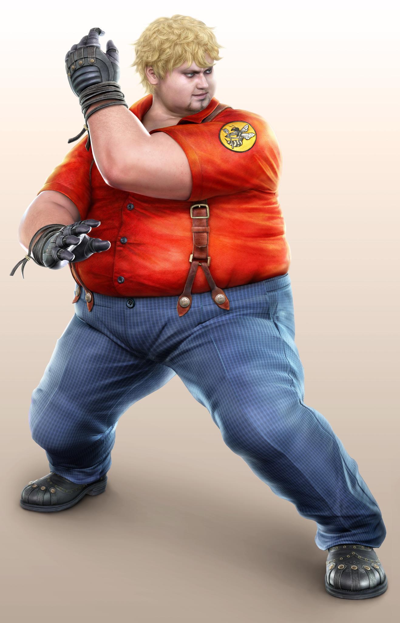 SF x Tekken - Vazou lista de personagens BobT6
