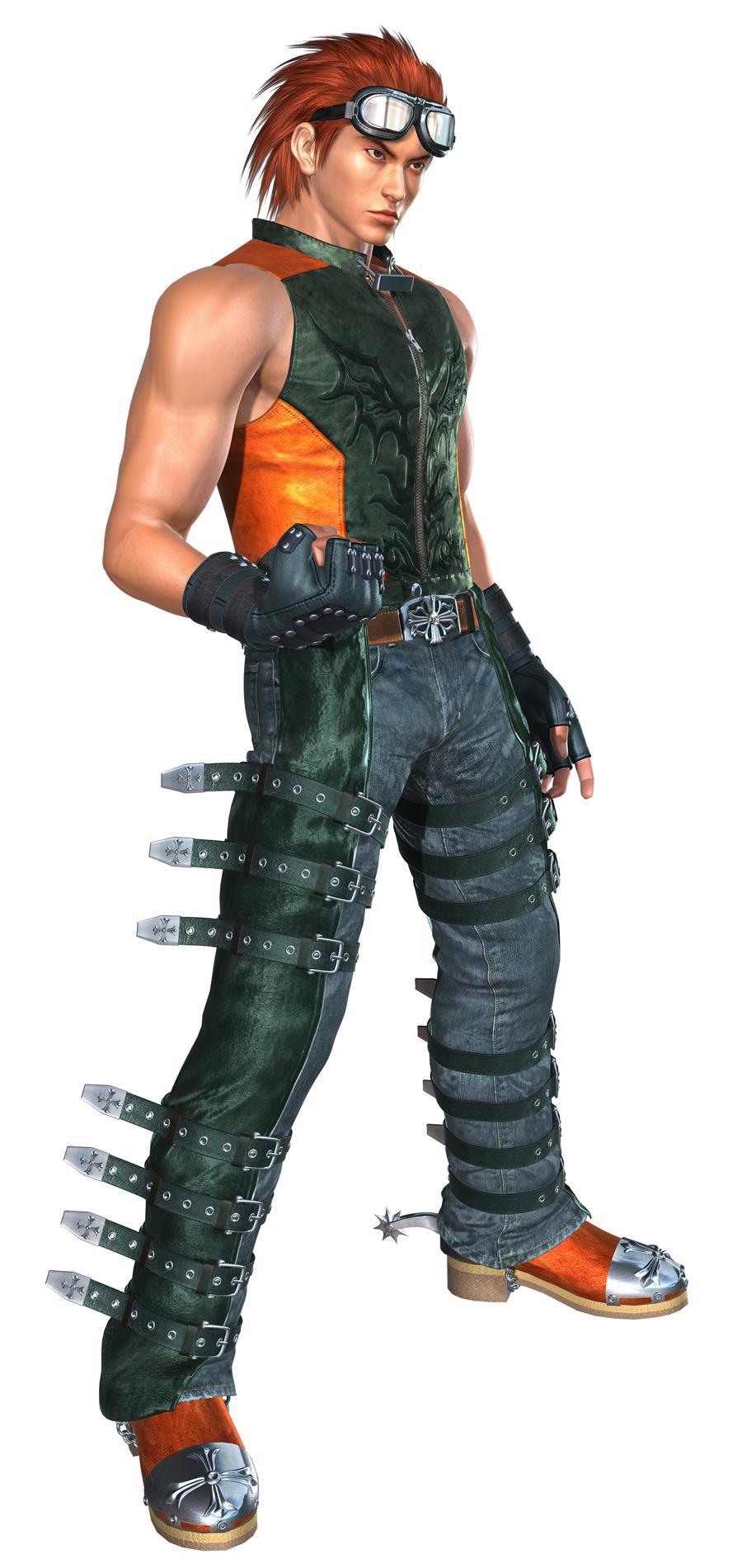 SF x Tekken - Vazou lista de personagens Hwoarang