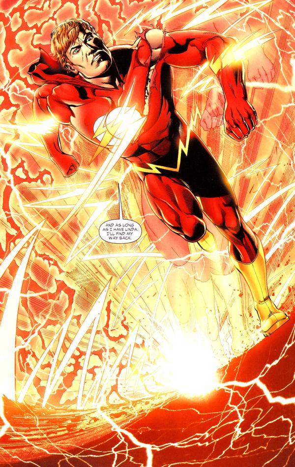 [ZOOM] Flash Family et Speed Force WallySpeedForce