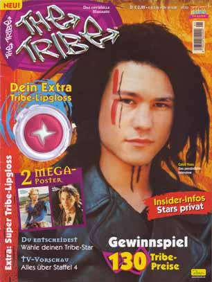 Zeitschrift /Magazin TheTribeMagazin-1