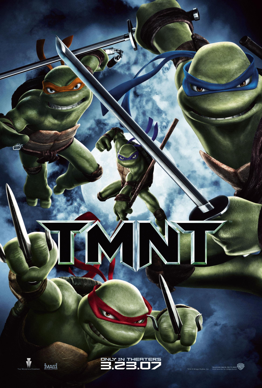Las Tortugas Ninja vuelven - Página 2 TMNTposterA
