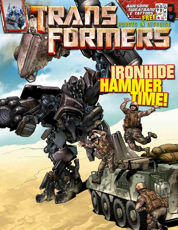 Q&R: Parlons de robots TF | TF sont bio-mécaniques ou mécanique? | Sideshow | Échelle des jouets | etc - Page 3 Tf_mag_08_2008