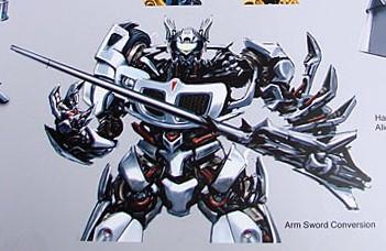 Q&R: Parlons de robots TF | TF sont bio-mécaniques ou mécanique? | Sideshow | Échelle des jouets | etc - Page 2 Movie_Jazz_armswordconcept