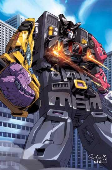 Transformers Le Film (2007) DreamwaveCover6
