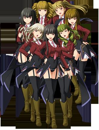 UMINEKO NO NAKU KORO NI  7_sisters