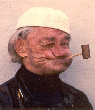 Ils ont retrouvé la mère de POPEYE!... Popeye