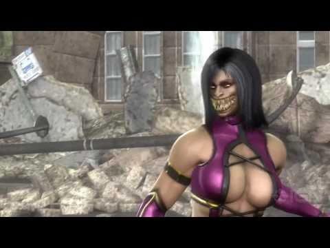 "I require certain... ""alterations..."" Mortal-Kombat-Mileena-Gameplay-Video"