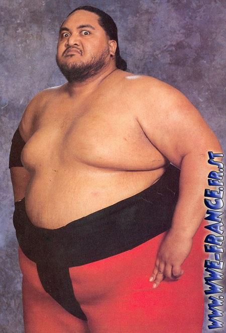 World Wrestling Federation (Aquellos Maravillosos 80's) Yokozuna