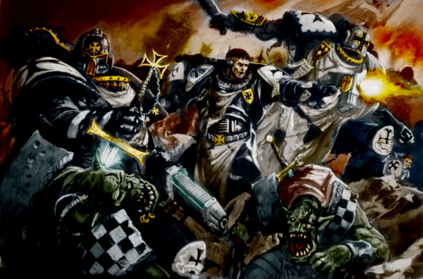 [W40K] Collection d'images : Space Marines Black_Templars_Colored_2_by_MrDue