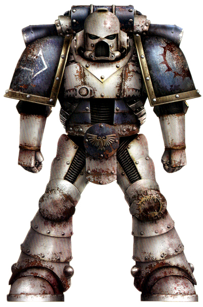 [W30K] Legiones Astartes XII : World Eaters WE_Pre-Heresy_Scheme