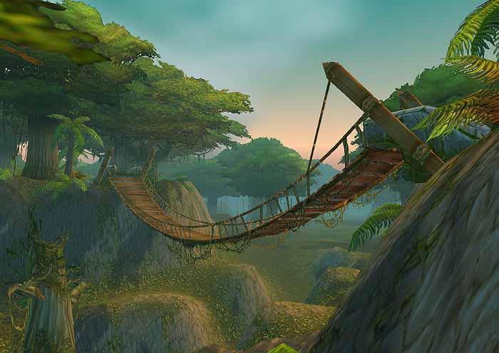 La jungle d'El Robrine Stravale2