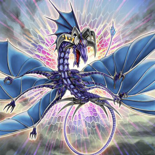 Monster: Attack and Defense Number17LeviathanDragon-TF06-JP-VG
