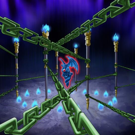 Trap: Continuous FiendishChain-TF05-JP-VG