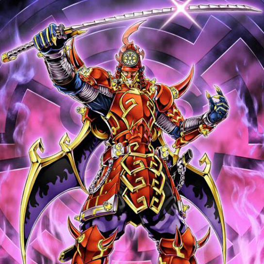 Monster: Quick Effects LegendarySixSamuraiShiEn-TF06-JP-VG