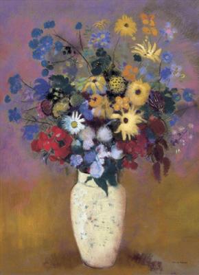 Fiori Odilon-Redon-Vase-of-Flowers--1914-134232