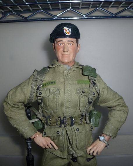 Sideshow John Wayne: The Green Berets! 07a26d0664e3b54702a40241d2db3f9c8de75c59_r