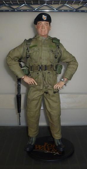 Sideshow John Wayne: The Green Berets! A6716065ea540e444fe09f2544addf1b91ffedc6_r