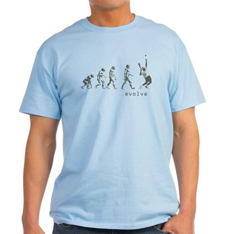 """T-shirt tennis """"simpatiche"""" 262973530v0_480x480_Front_Color-LightBlue"""