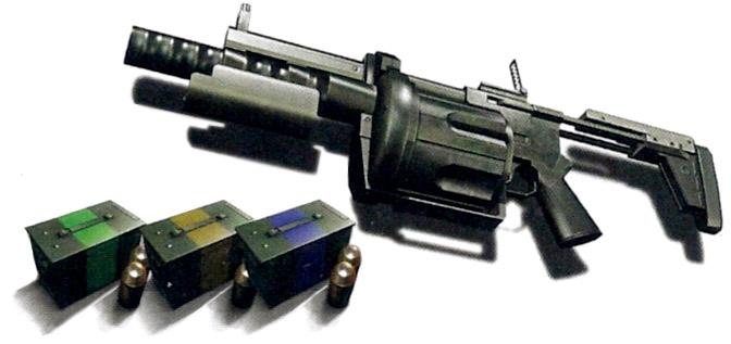 armas de resident evil 6 para resident evil 4 119032-full