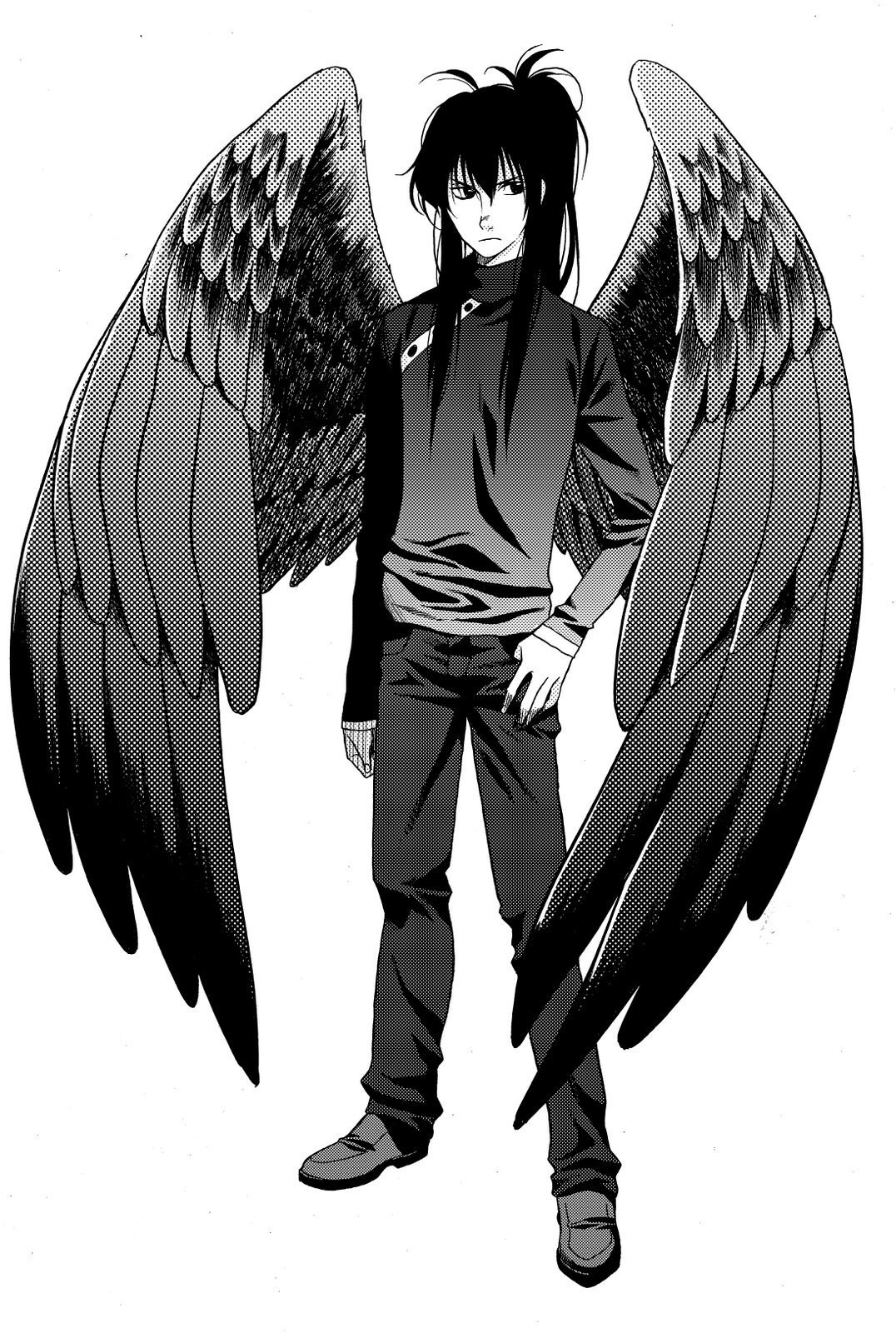 ♥*☆Manga/Anime/Game Characters that Look alike☆*♥  - Page 2 Manga-Fang-D-maximum-ride-1317769-1076-1600