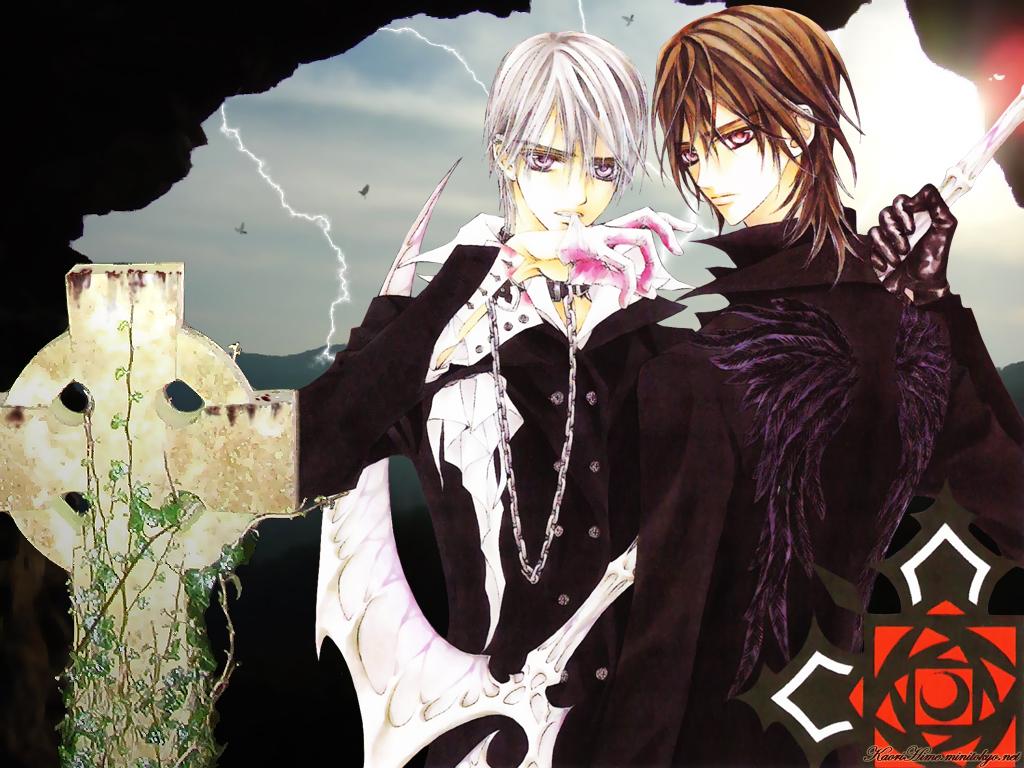 Vampire Knight *** Matsuri Hino*** - Page 4 Zero-Kaname-vampire-knight-1347755-1024-768