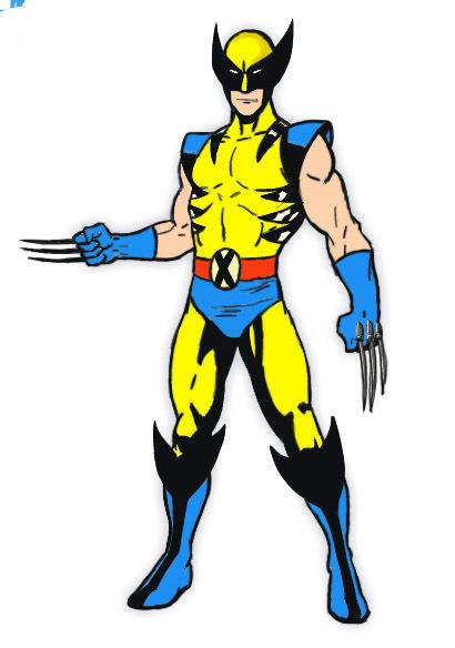 [Galerie] Zekbook - Page 16 Classic-Wolverine-Fan-Art-wolverine-2283364-410-584