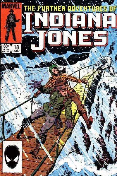 Indiana Jones(Indijana Džons) Stripovi TheSearchForAbner18