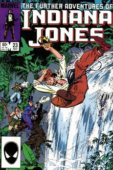 Indiana Jones(Indijana Džons) Stripovi 231px-The_Secret_of_the_Deep