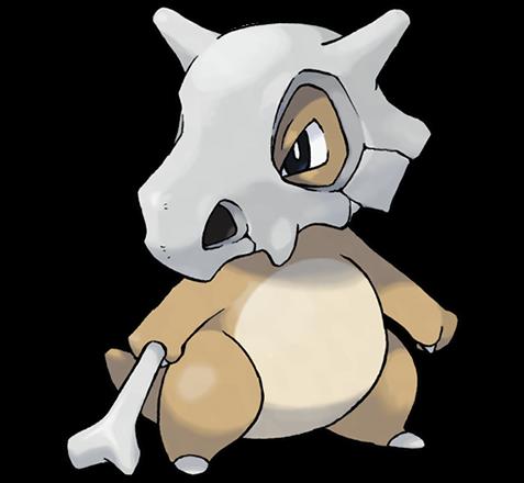 [Petición-Modelo] Pokémones de Pokémon Rojo Fuego Cubone